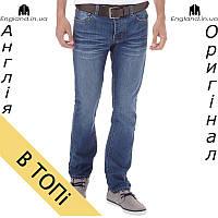 Джинсы Eddie Bauer Mens Flex Jeans Slim Fit DK WASH 32-32 Синие (792 ... e28aea41358ce