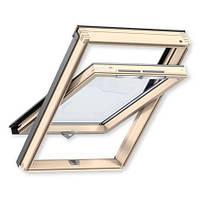 Мансардное окно VELUX PREMIUM Стандарт GZL 1051B – ручка снизу