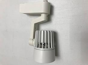 Светодиодный трековый светильник SL-4003 10W 4000К белый Код.58053, фото 2