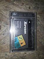 PCMCIA модем Xircom CreditCard Ethernet Modem 28.8
