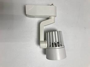 Светодиодный трековый светильник SL-4003 10W 6400К белый Код.58056, фото 2