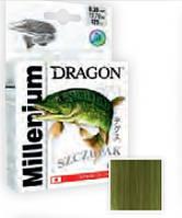 Леска Dragon Millenium SZCZUPAK (щука) 175m 0.28mm/8.10kg