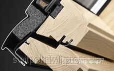 Мансардное окно VELUX PREMIUM Стандарт GLL 1061 – ручка сверху, фото 3