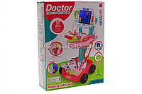 Детский игровой набор доктора 660-45 (свет, звук)