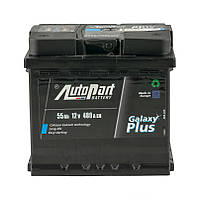 Аккумулятор Euro Autopart 55 Ah, 12V  Plus (0)