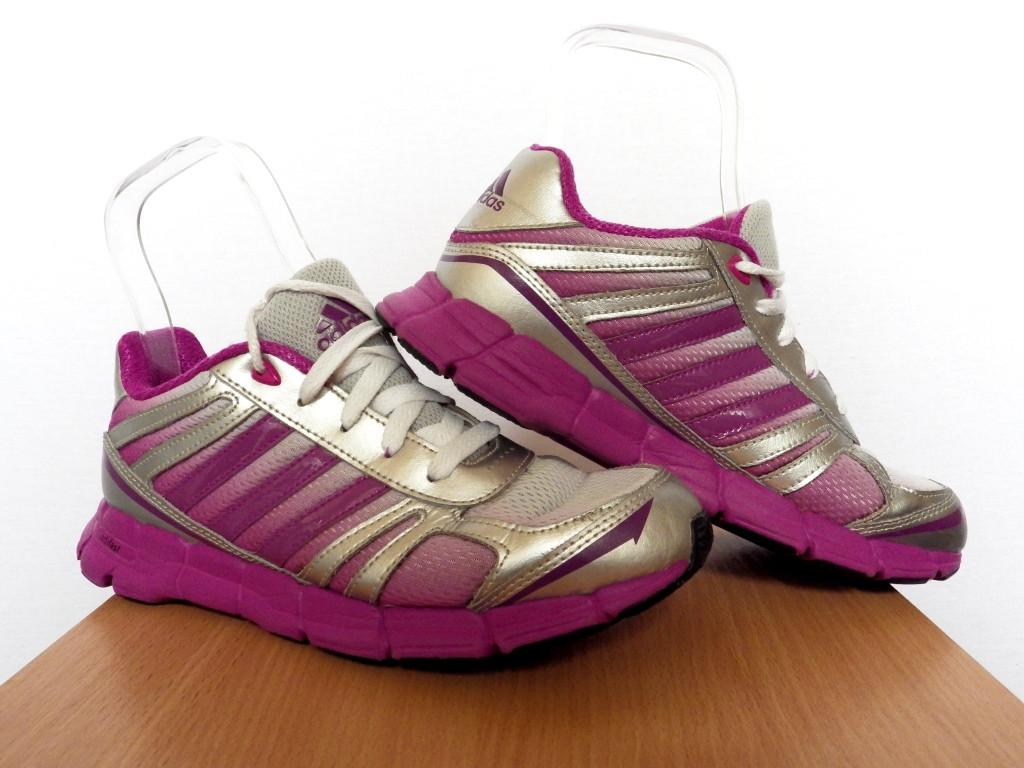 da39833d Кроссовки Adidas Adifast K 100% ОРИГИНАЛ р-р 36 2/3 (23см) (Б/У ...