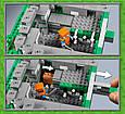 """Конструктор лего майнкрафт Аналог Lego Minecraft Bela 10623 """"Храм в джунглях"""" 604 дет, фото 8"""