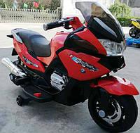 Детский электромотоцикл T-726  RED BMW красный ***