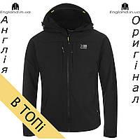 Куртка Karrimor осенне-зимняя черная | Куртка Karrimor осінньо-зимова чорна
