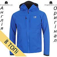 Куртка Karrimor осенне-зимняя синяя | Куртка Karrimor осінньо-зимова синя