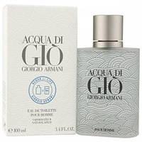 GIORGIO ARMANI Giorgio Armani Acqua Di Gio Aqua For Life Edition Pour Homme edt 100 мл (ОАЕ)