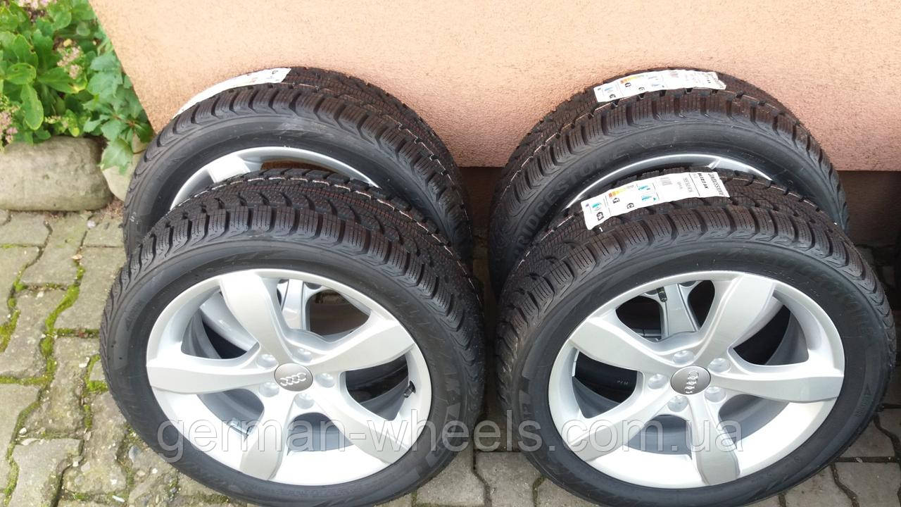 16 оригинальные колеса на Audi A1