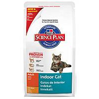 Hill s Science Plan Feline Adult Indoor Cat Chicken Сухой корм для кошек с курицей