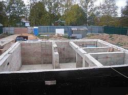 Проектирование фундаментов дома