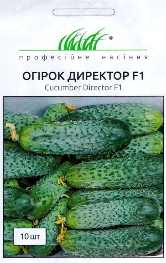 Семена огурцов Директор F1 10 шт, Nunhems Zaden