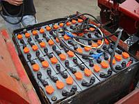 Батареи тяговые для погрузчиков и электро тележек ЕП, ЕВ 717, 687, 006, 011