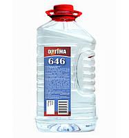 Растворитель 646 ТМ OPTIMA без прекурсоров  (4л) ПЕТ (3,1кг)