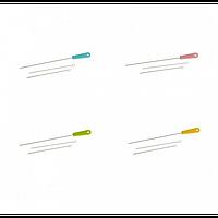 AKUKU Щётка - ёршик для мытья соломинок и трубочек 3 шт.