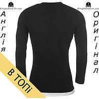 Свитер-футболка вязаный Pierre Cardin черный   Светр-футболка в'язаний Pierre Cardin чорний