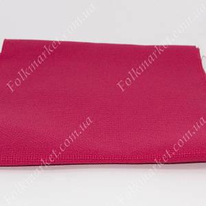 Красная канва для вышиваня крестом 66х66 ТВШ-38 1/55