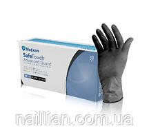 Перчатки нитриловые (черные) Medicom