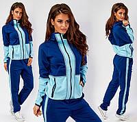 Женский Спортивный костюм Батал Цвета 235 CL, фото 1