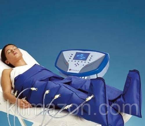 Боремся с отеками при помощи прессотерапии