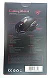 Мышь игровая проводная HAVIT HV-MS793 (3200 DPI) GAMING USB, black (c металлическим основанием), фото 8