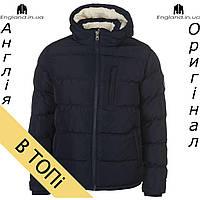 Куртка зимняя 2 в 1 SoulCal темно синяя | Куртка зимова 2 в 1 SoulCal темносиня