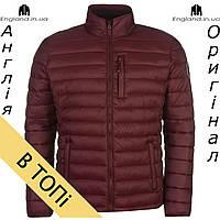 Куртка зимова SoulCal багровая