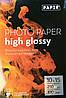 Фотобумага Papir A6 глянцевая 210g (100 листов)