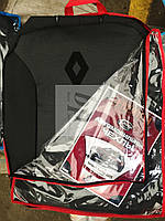 Чехлы на сиденья (деленный) Renault duster премиум-класс (рено дастер 2015+)