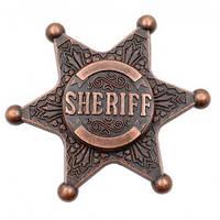 Hand Spinner Sheriff. Спиннер Шериф