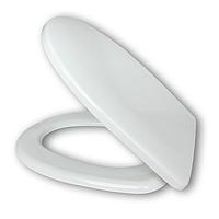 Сиденье для унитаза NOVA с микролифтом (2070) дюропласт, фото 1