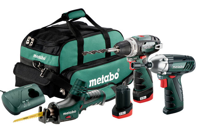 Комплект Metabo Combo Set 3.2 10.8 V (685057000), фото 2
