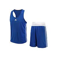 Боксерская форма Adidas BasePunch синяя
