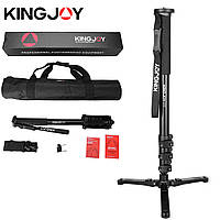 Профессиональный монопод Kingjoy MP-3008F
