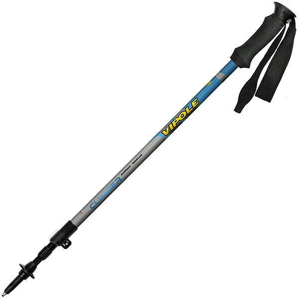 Треккинговые палки Vipole Climber AS QL Eva Blue