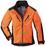 Куртка непромокаемая STIHL RAINTEC антрацит/оранж L