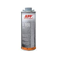 Средство для защиты кузова (Антигравий) APP U210 UBS черный 1л