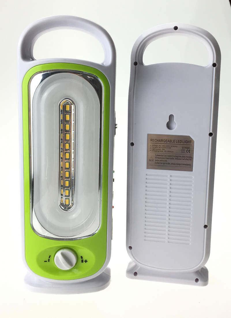 Светодиодная лампа Фонарь Yajia YJ-6881 U 28SMD+11SMD, power bank фонари с повер банком