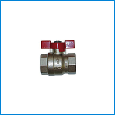Копія Кран шаровый латунный Ду20 В/В IVR art 910A Италия