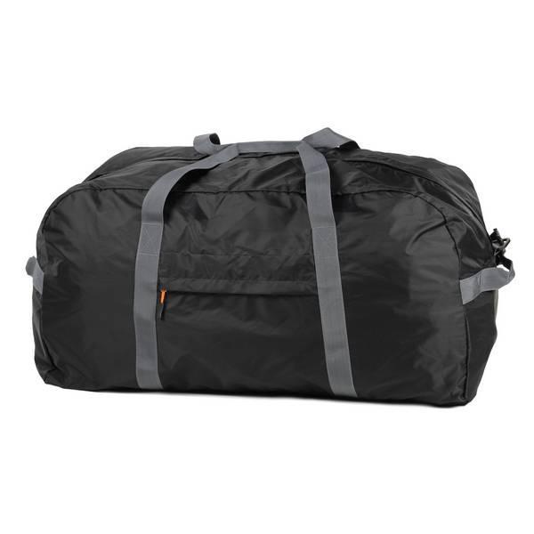 Сумка дорожная Members Foldaway Holdall Large 112 Black