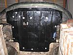Защита двигателя и КПП Jeep Patriot (MK74) (2006-2011) механика 2.4