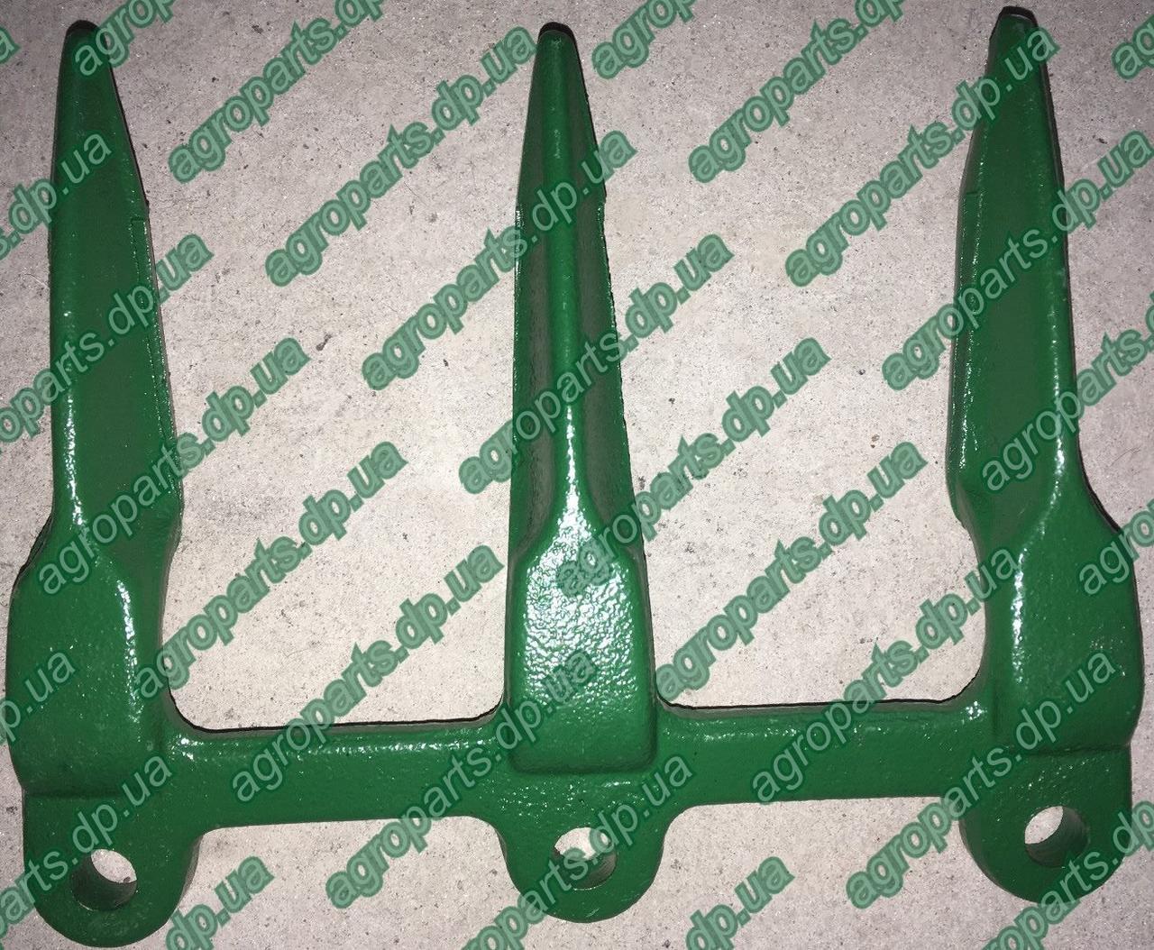 Палец H25603 тройной H153855 Alternative KNIFE GUARD TRIPLE Н153855 палець жниварки H25603 з.ч John Deere