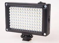 Накамерный свет для фото и видео камер LED112 светодиодный