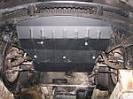 Защита двигателя и радиатора BMW X3 (2004-2006) механика 2.0 D