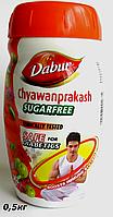 Чаванпраш Дабур без сахара, 500(г) / Chyawanprakash Sugarfree Dabur