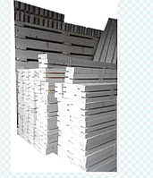 Дверная коробка (лутка с массива) цельная, комплект с порогом 2100*200*35