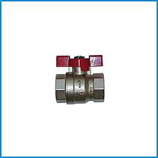 Копія Кран шаровый латунный Ду25 В/В IVR art 910A Италия